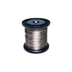 Fio de aço inox 0,45 mm (500g)