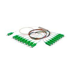 Splitter óptico com conector SC/UPC e SC/APC - XFS 1162
