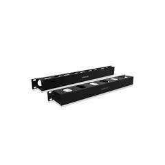 Organizador de cabos rack 1U 40mm