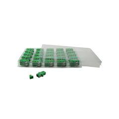 Adaptador óptico simplex SC/APC - XFA 2 (50 pç)