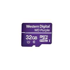 Cartão de memória SD 32GB 16TBW PURPLE