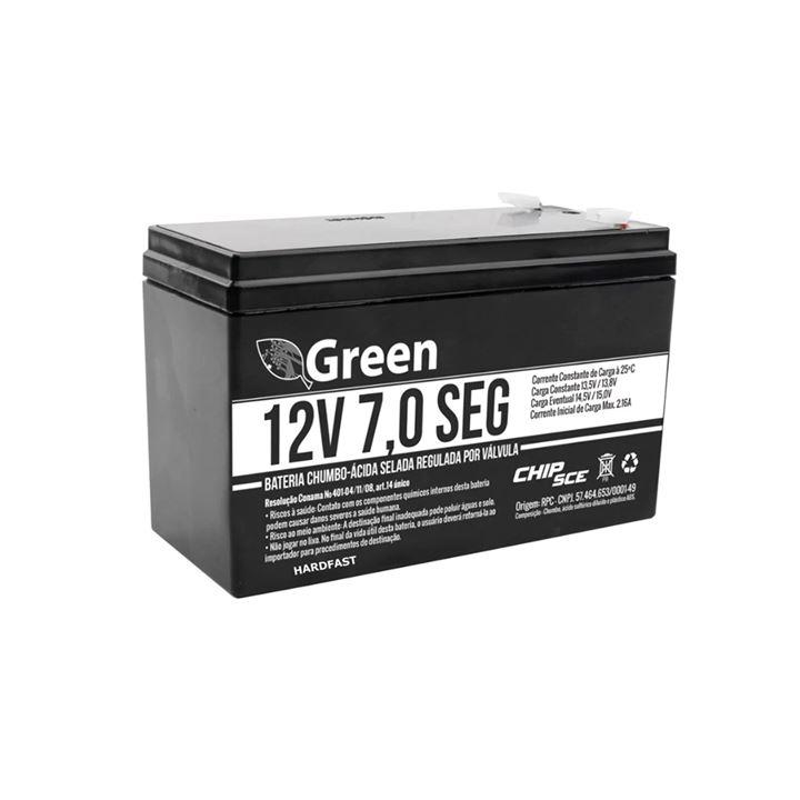 Bateria para alarme 12V - Green