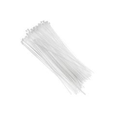 Abraçadeira de Nylon 200 X 4,5 branca