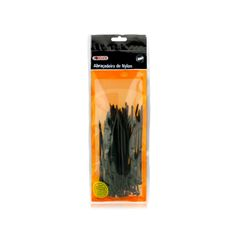 Abraçadeira de Nylon 140 X 3,5 preta