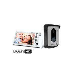 Video Porteiro Intelbras IV 7010 HF HD branco