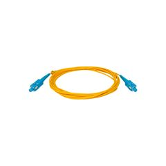 Cordão óptico SC/UPC SM e SC/APC SM XFC 12
