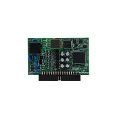 Placa 4 Ramais Mistos (1RD/3RA) CT Telefônica UnniTI 1000