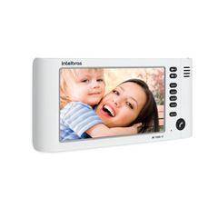 Módulo interno colorido para o vídeo porteiro Intelbras  IV 7000 HF IN