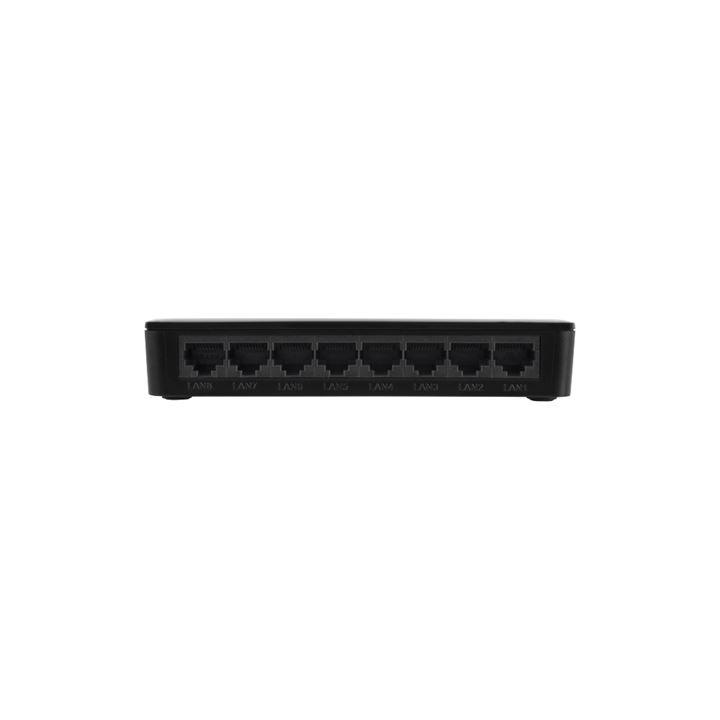 Switch 8 Portas Fast Ethernet SF 800 Q+