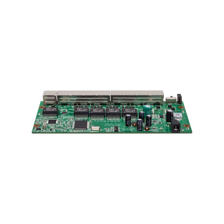 Switch PoE reverso Intelbras 8 portas Fast 1 Porta Gigabit SF 910 PAC