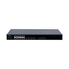Switch Com 4 portas SFP EPON e 8 portas Gigabit Ethernet OLT 4840E