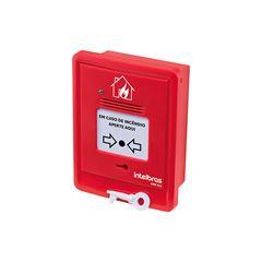 Acionador manual endereçável com sirene - AME 522