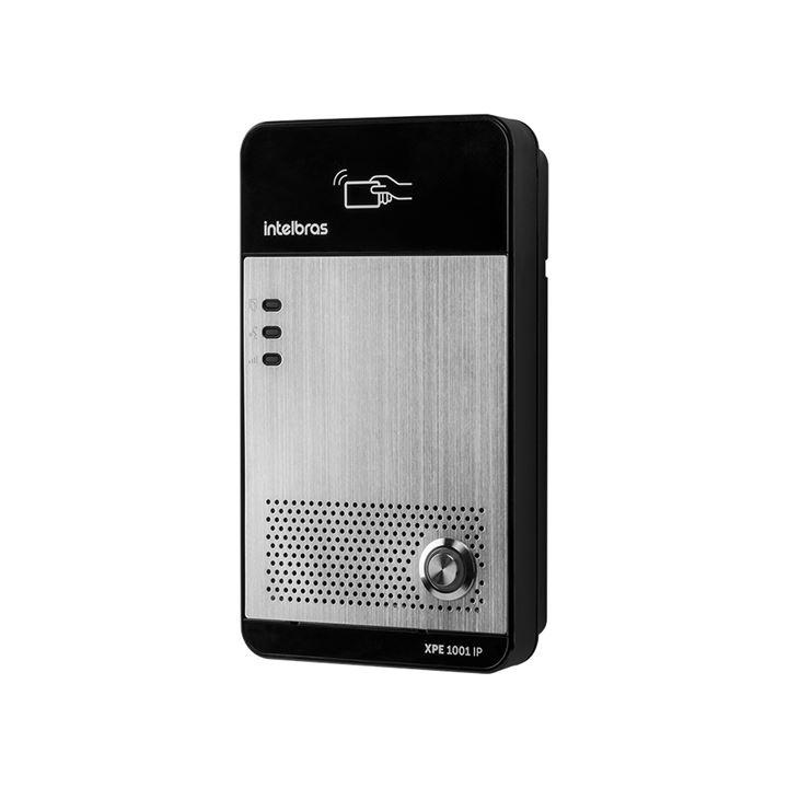 Porteiro eletrônico IP de tecla única XPE 1001 IP