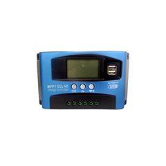 Controlador de carga 100A 12/24V com display
